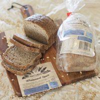 Low Fodmap Wholemeal Spelt Bread
