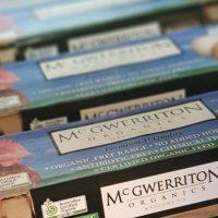 McGwerriton organic eggs
