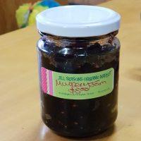Mulberry Jam home made