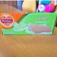 Marilan Lime Limon Wafers