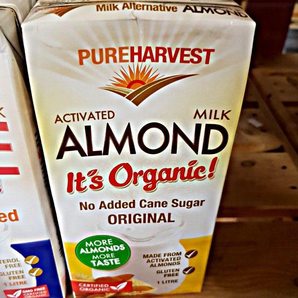Pure Harvest Almond milk