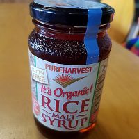 Pure Harvest Organic Rice Malt Syrup