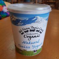 Swiss Yogurt natural Paris Creek