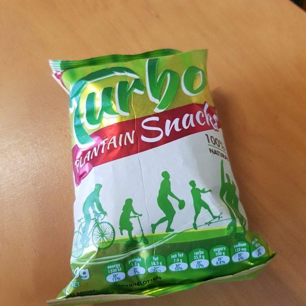 Turbo Plaintain snacks
