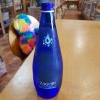 Zagori Sparkling mineral water 750ml