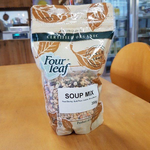 Four Leaf Soup Mix