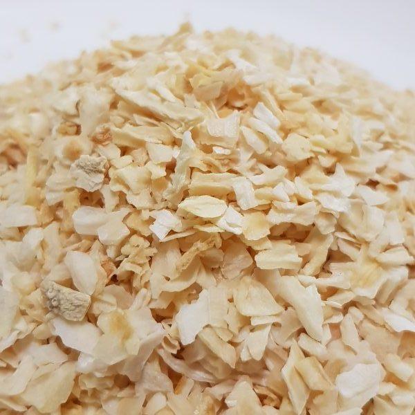 Onion flakes (Minced)