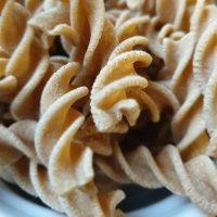 Organic gluten free pasta