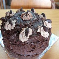 gluten free rich chocolate cake