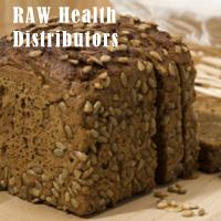 Raw health Schwartzbrot