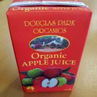 Douglas Park Organic Apple Juice