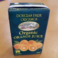 Douglas Park Organic Orange Juice