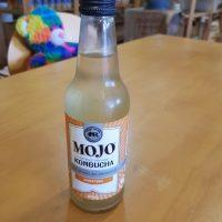Mojo Organic Kombucha-Ginger Tonic