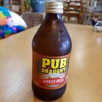 Pub Draught Ginger Beer